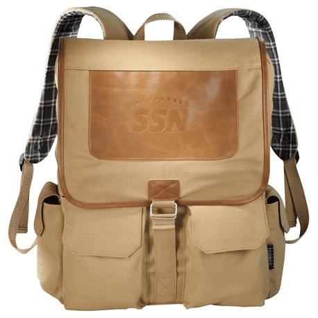 "Field & Co.® Cambridge 17"" Computer Backpack"