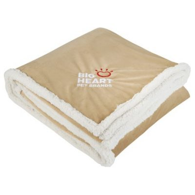 Field & Co.® Cambridge Oversized Sherpa Blanket