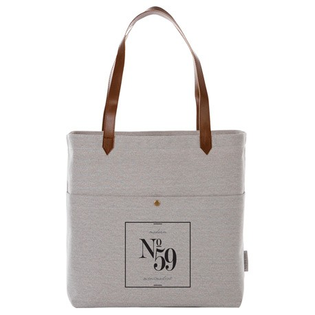 4d3aed03786 Field & Co. 16 oz. Cotton Canvas Book Tote