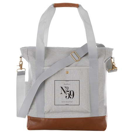 Field & Co. 16 oz. Cotton Canvas Commuter Tote